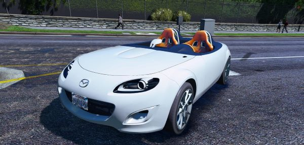 Mazda MX-5 Superlight [Add-On / Replace] для GTA 5