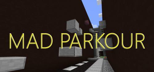 Mad Parkour для Майнкрафт 1.11.2