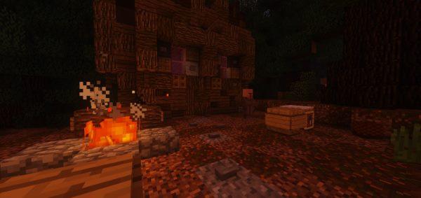 The Witch для Майнкрафт 1.11.2