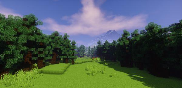 Mount Bisk для Майнкрафт 1.11.2