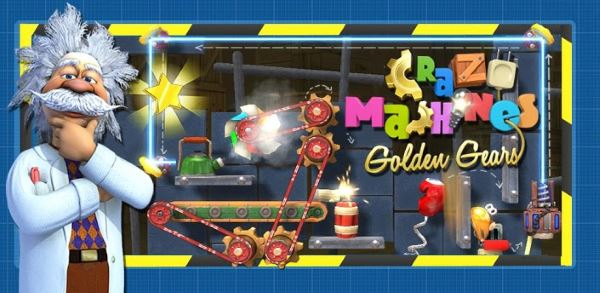 Кряк для Crazy Machines 3: Lost Experiments v 1.5.0