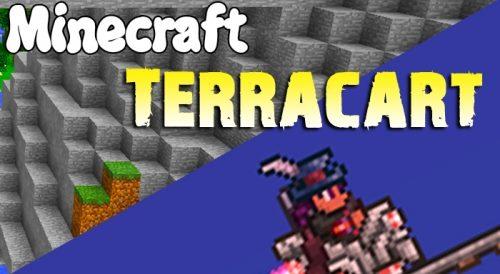 Terracart для Майнкрафт 1.11.2