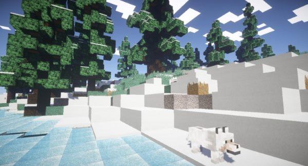Finlandia Realistic для Майнкрафт 1.11.2