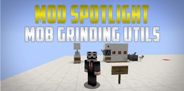 Mob Grinding Utils для Майнкрафт 1.10.2