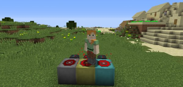 Charge Pads для Майнкрафт 1.11.2