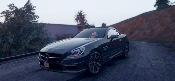 Mercedes-Benz SLK55 AMG для GTA 5