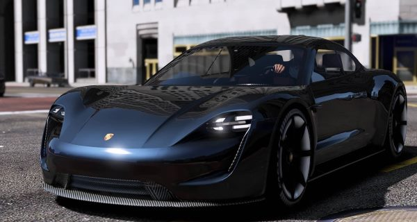 2015 Porsche Mission E для GTA 5