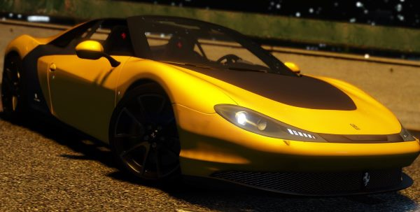 2013 Pininfarina Ferrari Sergio [Add-On / Replace | HQ] для GTA 5