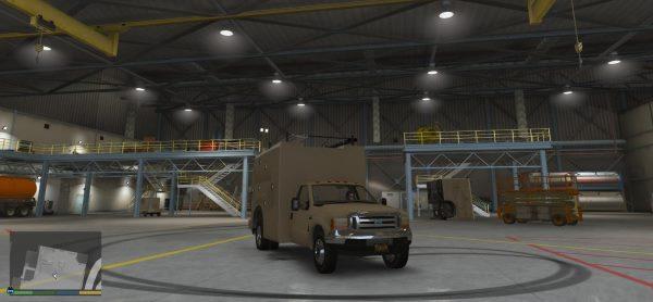 1999 Ford F-450 Box Truck для GTA 5