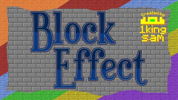 Block Effect для Майнкрафт 1.12