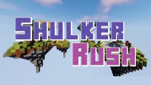Shulker Rush для Майнкрафт 1.11.2