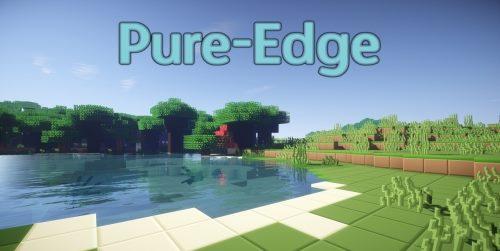 Zorocks Pure-Edge для Майнкрафт 1.11.2