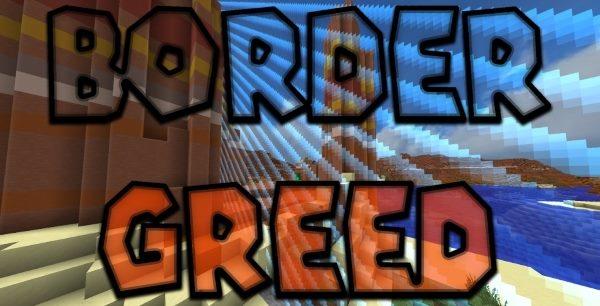 Border Greed для Майнкрафт 1.11.2
