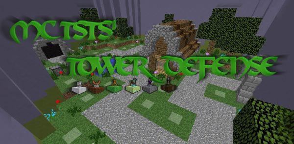 McTsts' Tower Defense для Майнкрафт 1.11.2