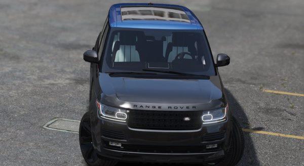 2017 Range Rover SVAutobiography для GTA 5