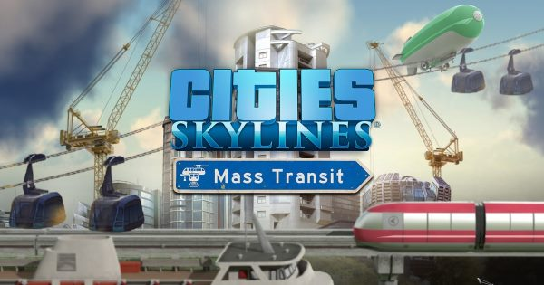 Кряк для Cities: Skylines - Mass Transit v 1.7.1-f1