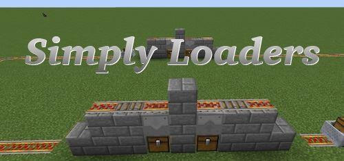 Simply Loaders для Майнкрафт 1.11.2