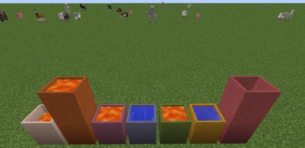 Ceramics для Майнкрафт 1.11.2