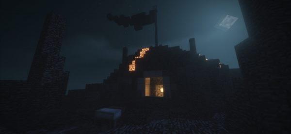 Asteroids Bedwars/Eggwars для Майнкрафт 1.11.2