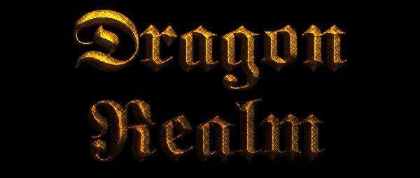 DragonRealm для Майнкрафт 1.10.2