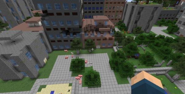 The Lost Cities для Майнкрафт 1.11.2