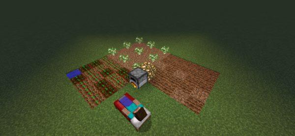 Simulated Nights для Майнкрафт 1.11.2