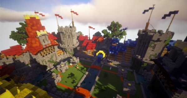 Clash Royale - Royal Arena для Майнкрафт 1.11.2
