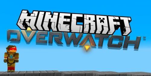 Minewatch для Майнкрафт 1.11.2