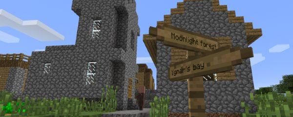 Signpost для Майнкрафт 1.11.2