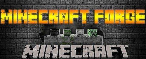Minecraft Forge для Майнкрафт 1.12