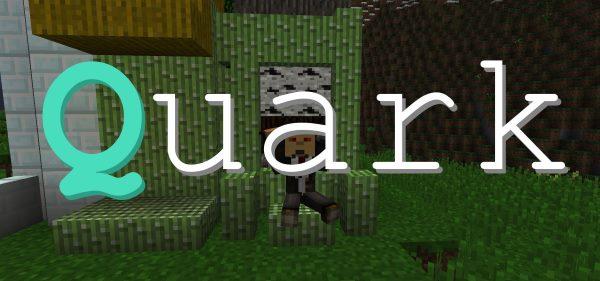 Quark для Майнкрафт 1.12