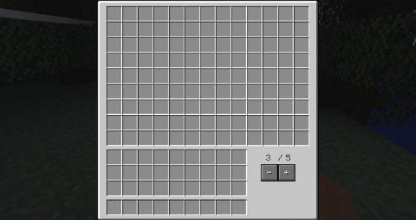Multi Page Chest для Майнкрафт 1.12