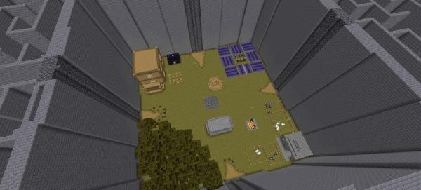 The Maze Runner: Group MC для Майнкрафт 1.11.2