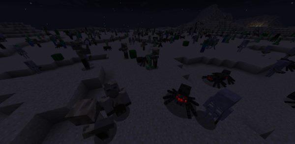 IncreaseMobs для Майнкрафт 1.12