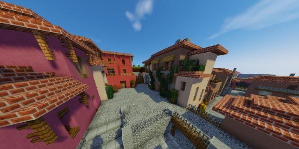 Italy для Майнкрафт 1.12