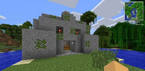 Ruins для Майнкрафт 1.12