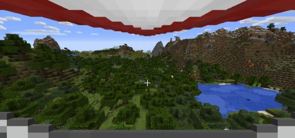 Open Glider для Майнкрафт 1.11.2