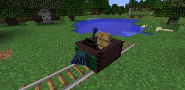 Steves Carts Reborn для Майнкрафт 1.12