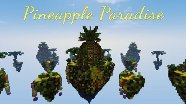 Pineapple Paradise для Майнкрафт 1.11.2
