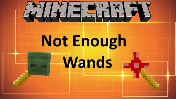 Not Enough Wands для Майнкрафт 1.12