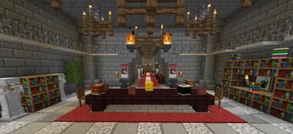 Secret Rooms для Майнкрафт 1.11.2