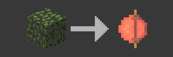 Simple Tree Drops для Майнкрафт 1.12