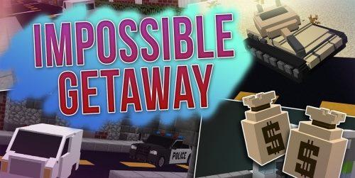 Impossible Getaway для Майнкрафт 1.12