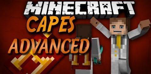 Advanced Capes для Майнкрафт 1.12