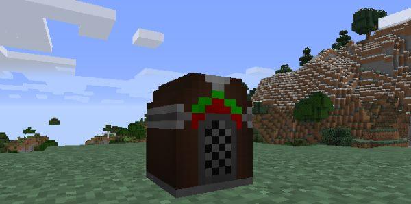 Jukebox для Майнкрафт 1.12