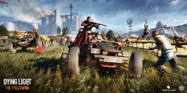 NoDVD для Dying Light: The Following v 1.12.2
