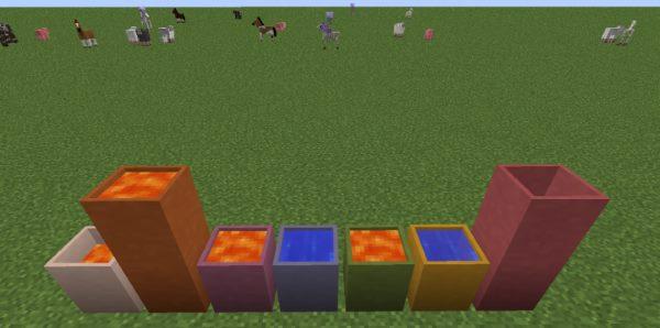 Ceramics для Майнкрафт 1.12
