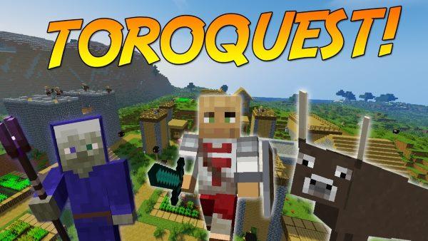 ToroQuest для Майнкрафт 1.12