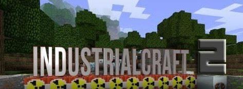 Industrial Craft 2 для Майнкрафт 1.12