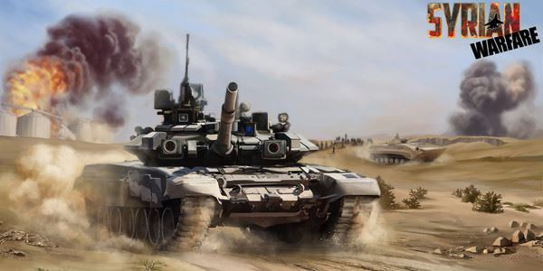 NoDVD для Syrian Warfare v 1.0.0.59